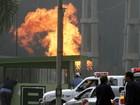 Explosão em central de gás deixa um  morto e 7 feridos na Argentina