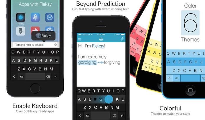 Fleksy agora suporta mais idiomas (Foto: Divulgação/AppStore)