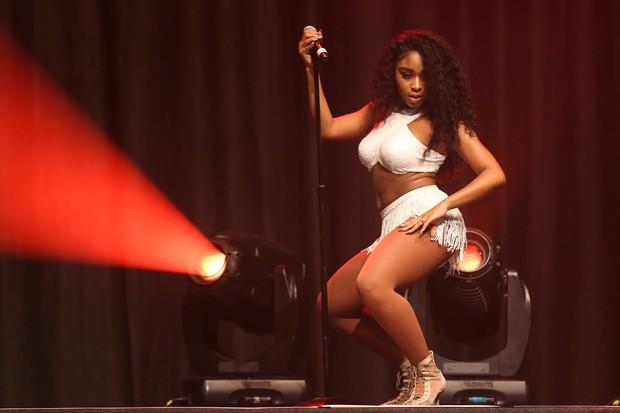 Fifth Harmony (Foto: Roberto Filho/Brazil News)