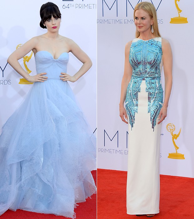 Zooey E Nicole Kidman  Foto  Getty Images