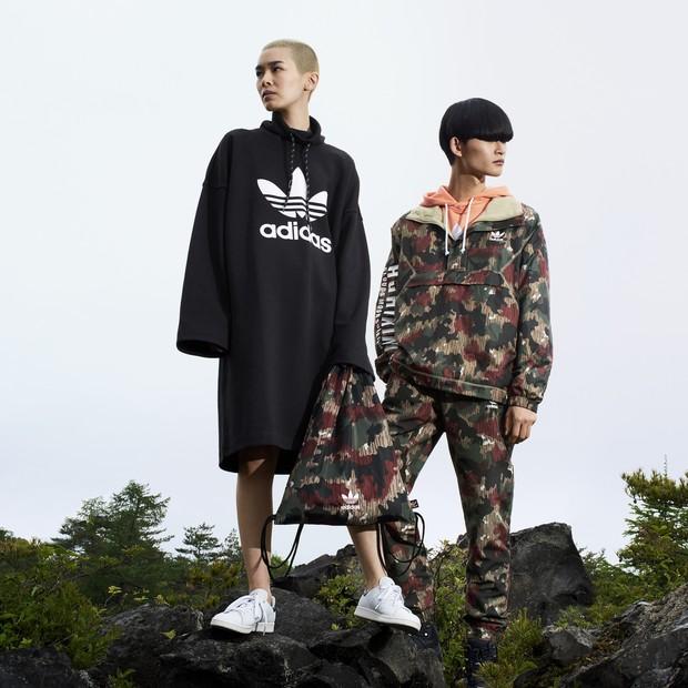 Coleção Pharrell Williams para Adidas (Foto: Divulgação)