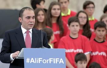 Príncipe Ali diz que as pessoas têm medo da Fifa por conta de represálias