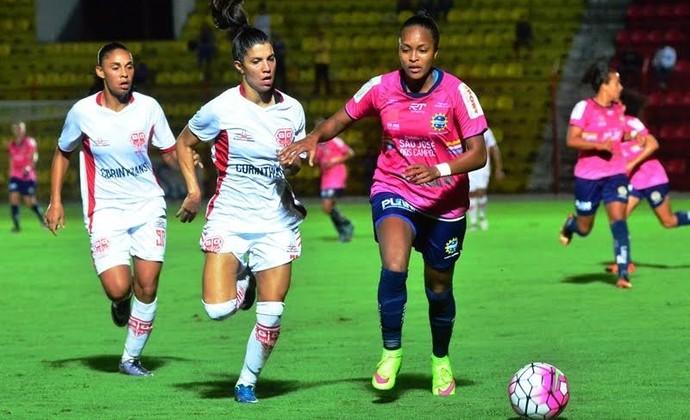 Corinthians/Audax x São José - Final da Copa do Brasil de Futebol Feminino (Foto: Tião Martins/Divulgação PMSJC)
