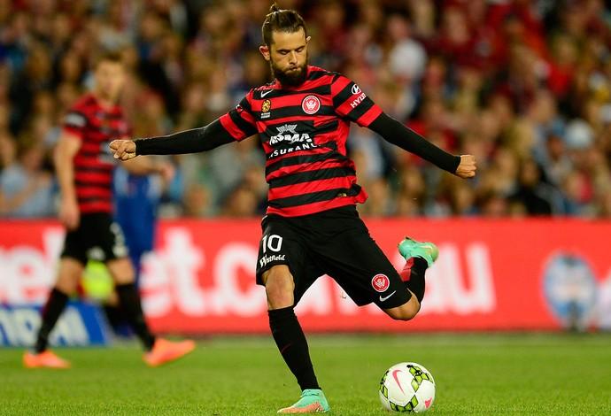 vitor saba Sydney Wanderers (Foto: Getty Images)