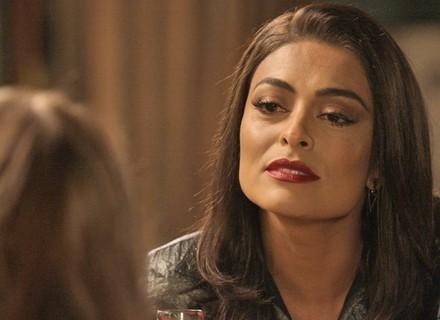 Carolina planeja desclassificar Eliza  caso ela seja filha de Germano