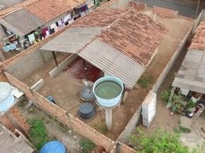 Dengue em Cuiabá, Mato Grosso, 9/12/2015 (Foto: Reprodução/TVCA)