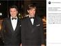 Bruno Chateaubriand festeja 18 anos de casamento: 'bodas de turquesa'