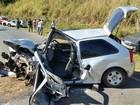 Acidente com motocicleta deixa um morto na MG-040, na Grande BH