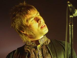 O vocalista Liam Gallagher se apresenta com o grupo Beady Eye (Foto: Flavio Moraes/G1)