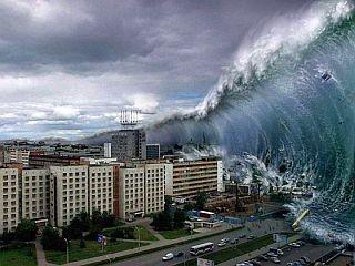 Tsunami (Foto: Arquivo Google)