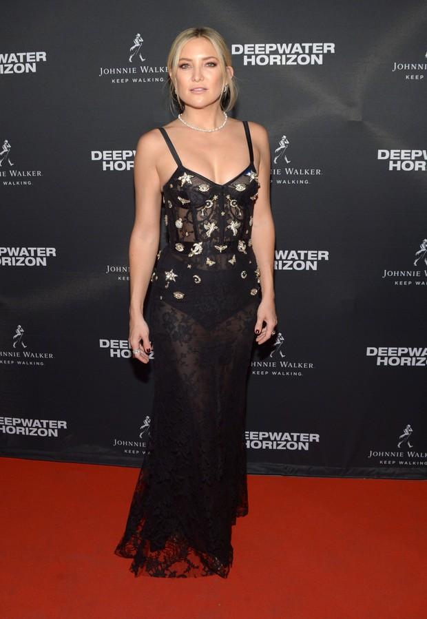 Kate Hudson em première no festival de cinema de Toronto, no Canadá (Foto: Matt Winkelmeyer/ Getty Images/ AFP)