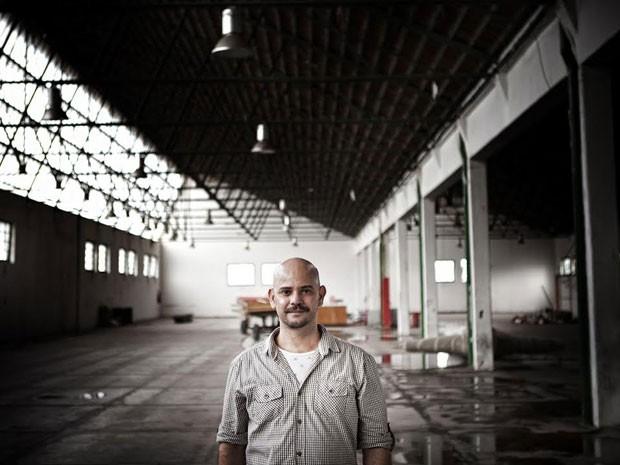 Pavilhão da Fábrica Caroá será utilizado (Foto: Beto Figueiroa / Divulgação)