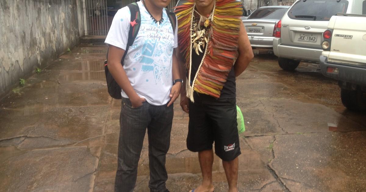 e42b0f9b0a G1 - Indígenas reivindicam readmissão de coordenador da educação modular -  notícias em Santarém e Região