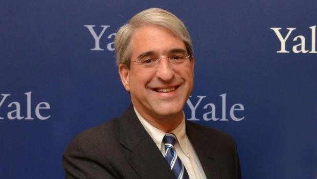 Peter Salovey, presidente da Universidade de Yale (Foto: Divulgação)