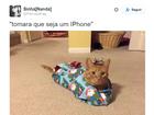 'Tomara que seja um iPhone': o melhor do meme natalino no Twitter