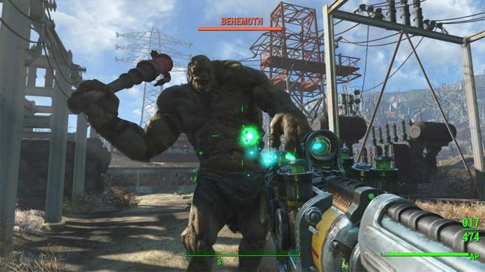 Fallout 4 mais barato do que nos consoles na Nuuvem (Foto: Divulgação/Bethesda)