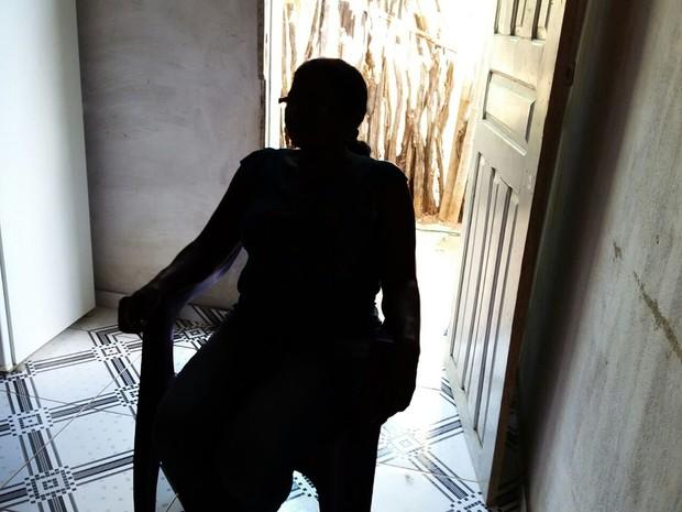Mãe de vítima de estupro coletivo fala sobre o que viu na cena do crime (Foto: Ellyo Teixeira/G1)