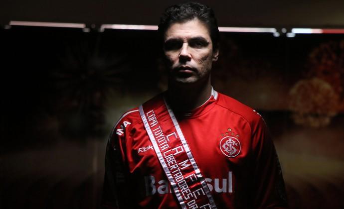 Internacional Inter Bolívar especial 2006 Inter Libertadores 2006 (Foto: Eduardo Deconto/GloboEsporte.com)