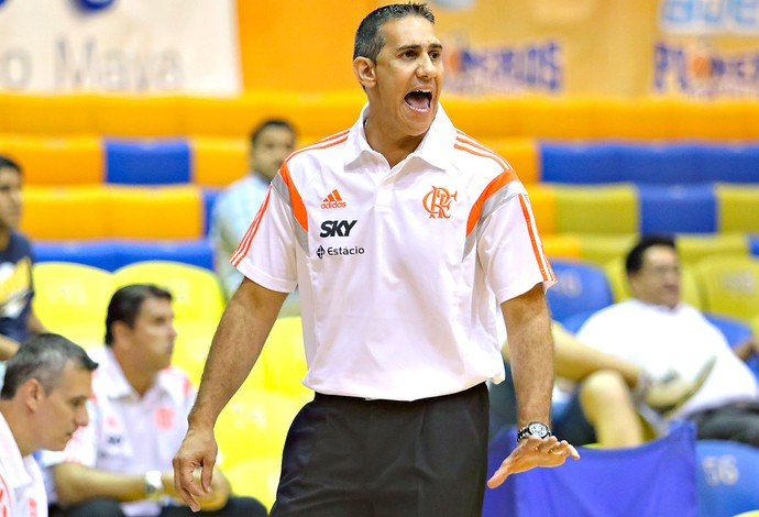 José Neto, Malvin X Flamengo - Basquete (Foto: Etzel Espinosa / FIBA)