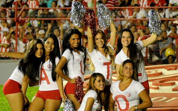 Torcedoras Náutico (Foto: Aldo Carneiro / Pernambuco Press)