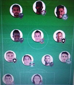 BLOG: Dicas rodada #27: Redenção do Galo e líder Corinthians são apostas