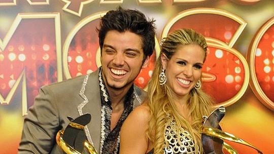 Felipe é o segundo Simas a vencer o 'Dança dos Famosos'; relembre a vitória de Rodrigo