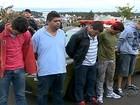 Grupo é detido por policiais ao tentar arrombar caixa eletrônico no RS