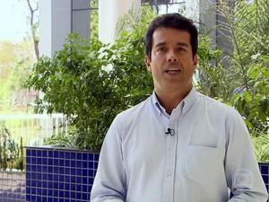 André Trigueiro JG (Foto: Divulgação: TV Globo)