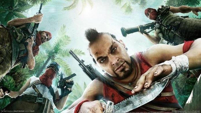 Far Cry 3 (Foto: Divulgação)