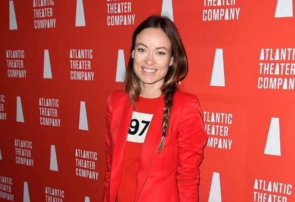 Olivia Wilde usa trança boho (Foto: Getty Images)