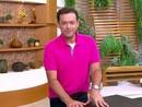 Programa fala sobre obesidade e eletrodos (Reprodução/TV Globo)