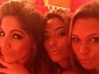 Ex-BBBs Anamara, Monique e Marien não conseguem ir a show de Anitta