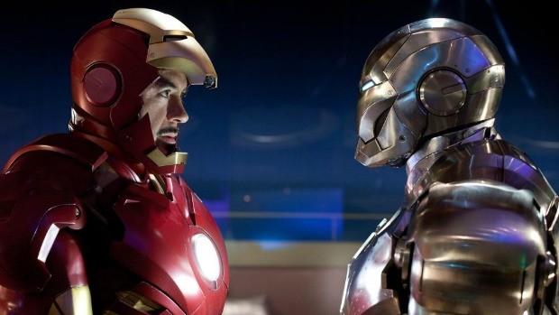 Domingo Maior: Downey Jr. volta em 'Homem de Ferro 2' (Divulgação)