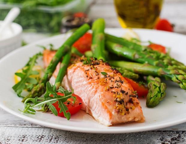 Estudo reforça que consumo de peixe na gravidez faz bem ao bebê (Foto: ThinkStock)