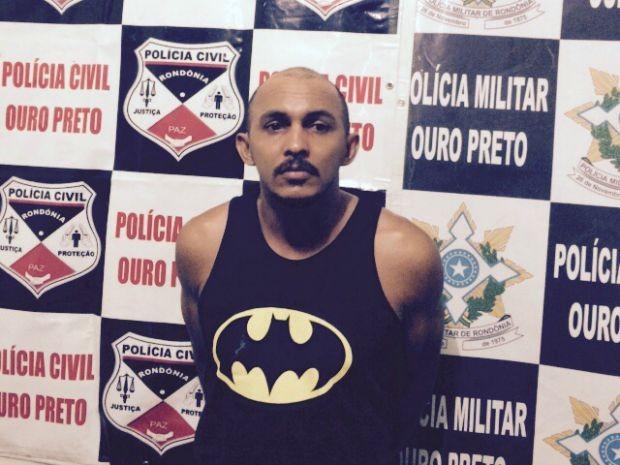 Suspeito de pelo menos 40 estupros era procurado em cinco estados (Foto: Polícia Civil/ Divulgação)