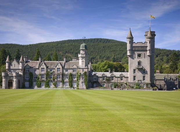 balmoral-castle (Foto: Reprodução)