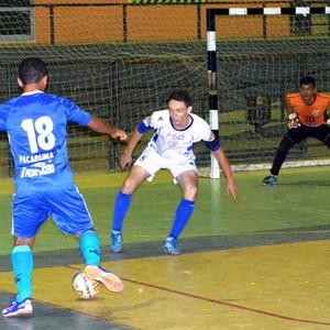 Futsal Roraima - Divisão de Acesso (Foto: Tércio Neto/GloboEsporte.com)