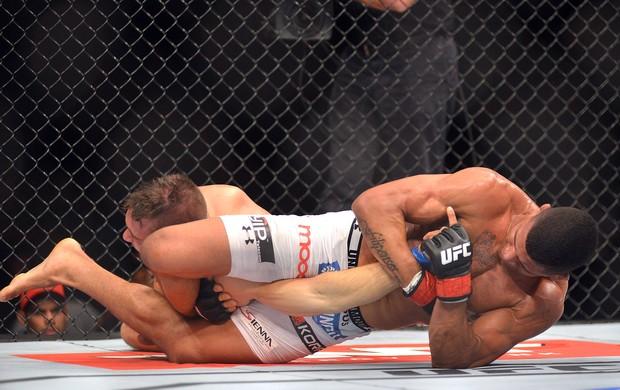 GILBERT X CHRISTOS, UFC rio 5 (Foto: André Durão)