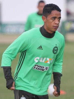Felipe Amorim coritiba (Foto: Divulgação/Coritiba)