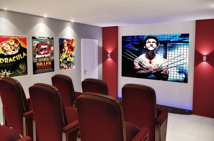 Espaço Cinema para toda a família (Foto: Divulgação)
