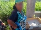 Idosa é resgatada após ser expulsa de casa por neto usuário de drogas