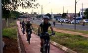 Prefeitura entrega mais um trecho de ciclovia na zona norte