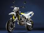 Husqvarna apresenta primeira moto de rua da 'era KTM' no Salão de Milão
