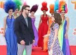 Justin Timberlake e Anna Kendrick apresentam 'Trolls' em Cannes