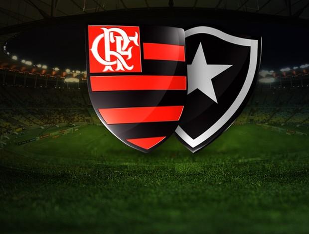 CARROSSEL - Flamengo e Botafogo maracanã