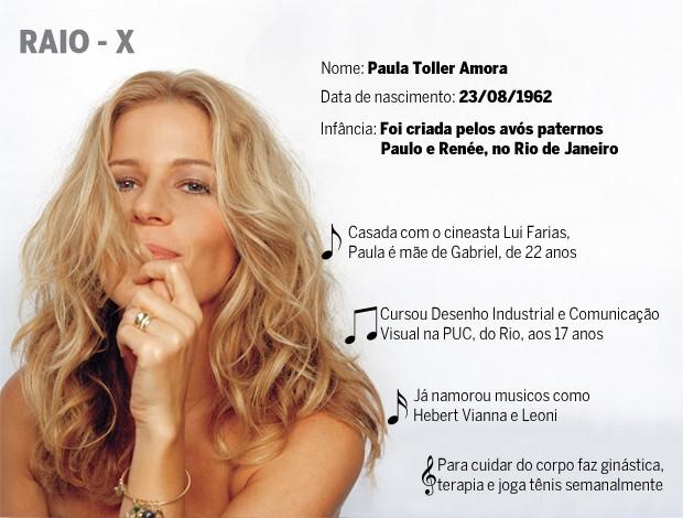 Paula Toller (Foto: Revista QUEM)