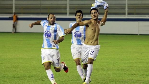 Jorge Luiz, Macaé, Mogi Mirim (Foto: Tiago Ferreira/Divulgação)
