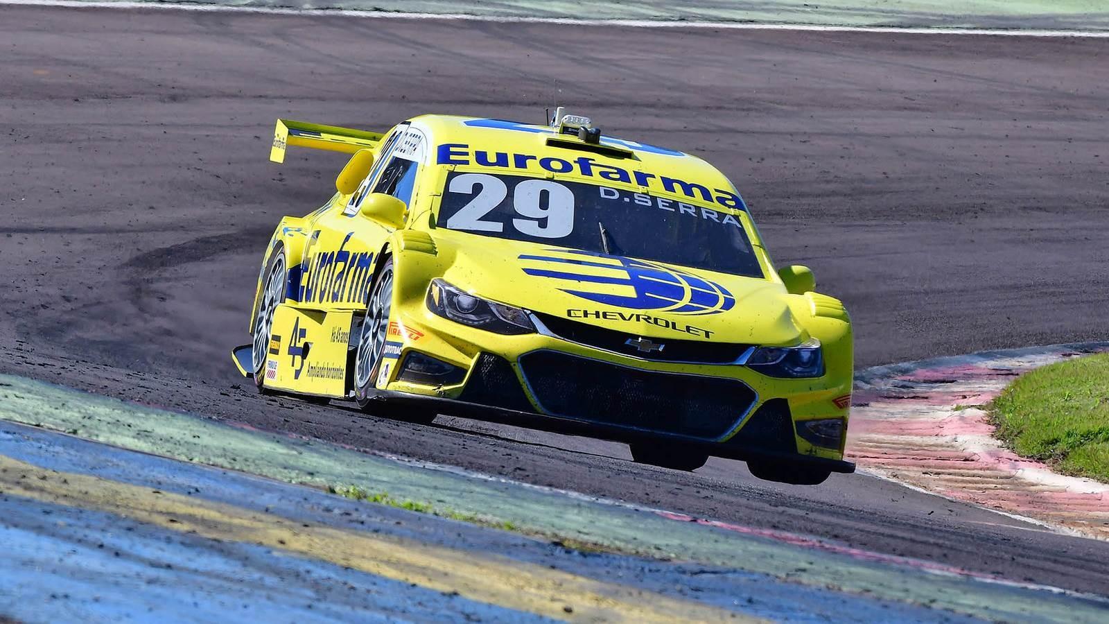 Daniel Serra da RCM Motorsport (Foto: Divulgação/Vicar)
