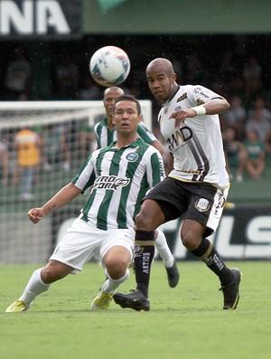 Coritiba e Operário-PR empatam no Estádio Couto Pereira (Foto: Site oficial do Coritiba/Divulgação)