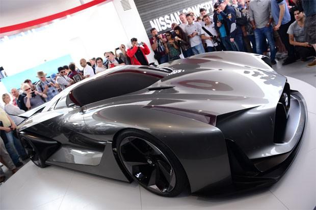 Conceito da Nissan para o jogo 'Gran Turismo' ganha versão ...